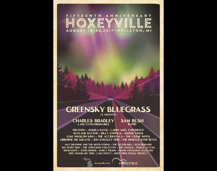 Hoxeyville 2017