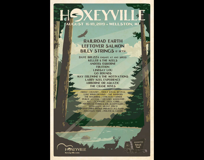 Hoxeyville 2019